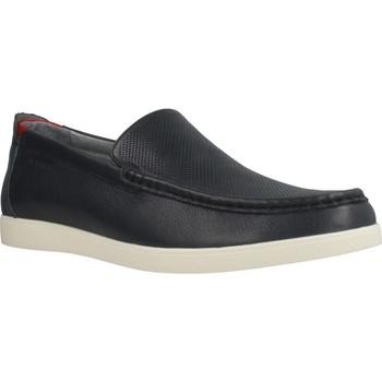 Zapatos Hombre Mocasín Stonefly RUSH 1 Azul
