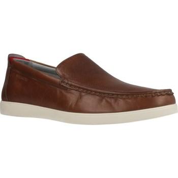 Zapatos Hombre Mocasín Stonefly 110715 Marron