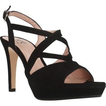 Zapatos Mujer Sandalias Joni 14224J Negro