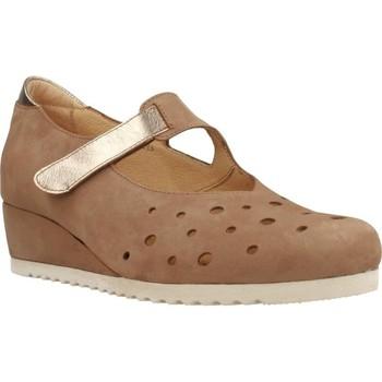 Zapatos Mujer Derbie & Richelieu Mateo Miquel 3318M Marron