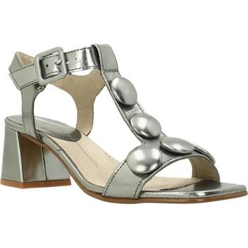 Zapatos Mujer Sandalias Deicolli 1SET114 Gris