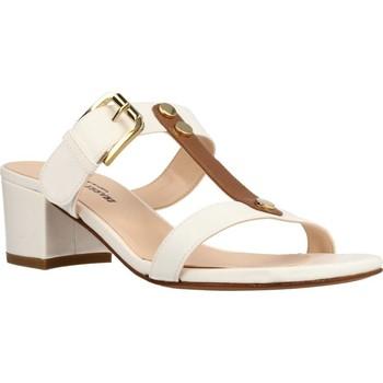 Zapatos Mujer Sandalias Eliza Ferrari 131 50 Blanco
