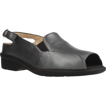 Zapatos Mujer Sandalias Trimas Menorca 847T Plata