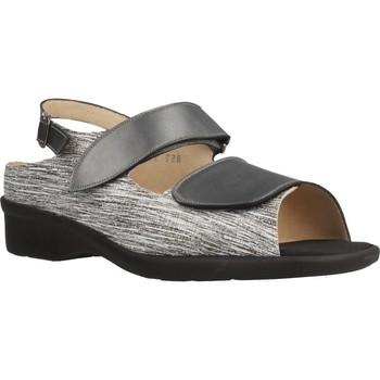Zapatos Mujer Sandalias Trimas Menorca 852T Plata