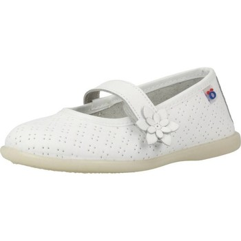 Zapatos Niña Derbie & Richelieu Conguitos IVS10255 Blanco