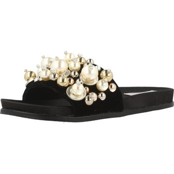 Zapatos Mujer Chanclas Steve Madden DELICATE Negro