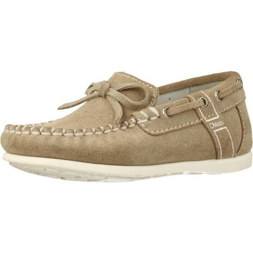 Chicco CARLITO Marron - Zapatos Zapatos náuticos Nino