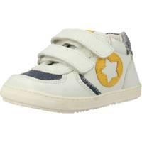 Zapatos Niño Zapatillas bajas Chicco GIGINO Blanco