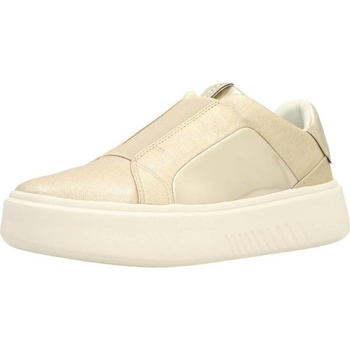 Zapatos Mujer Slip on Geox D NHENBUS Oro
