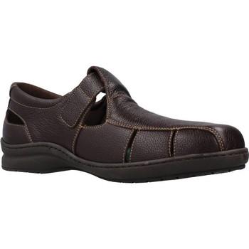 Zapatos Hombre Sandalias Pinoso's 6008H Marron