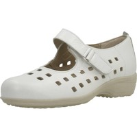 Zapatos Mujer Derbie & Richelieu Pinoso's 7579 G Blanco