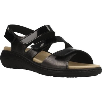 Zapatos Mujer Sandalias Pinoso's 7574P Negro