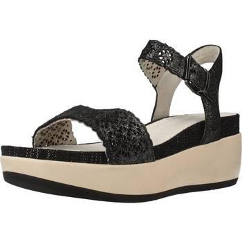 Zapatos Mujer Sandalias Lumberjack BLANCHE Negro
