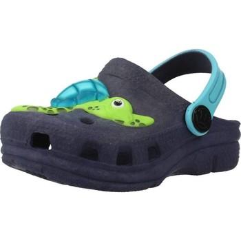 Zapatos Niño Zuecos (Clogs) Plugt BABUCHE BABY TARTARUGA Azul