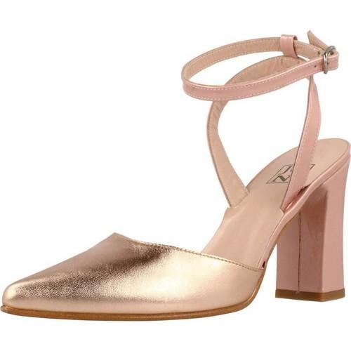 Zapatos Mujer Sandalias Joni 15500 Rosa