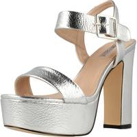 Zapatos Mujer Sandalias Be Different Be Yellow ROSELLA Plata
