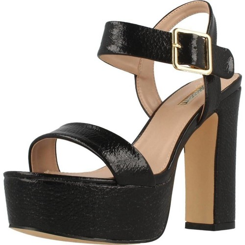 Zapatos Mujer Sandalias Be Different Be Yellow ROSELLA Negro