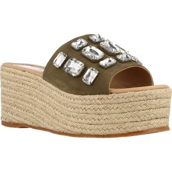 Zapatos Mujer Alpargatas Conchisa LAURA 0504 Verde