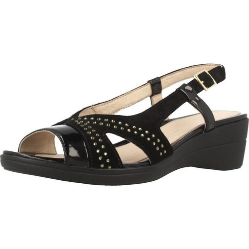 Zapatos Mujer Sandalias Stonefly VANITY III 8 Negro