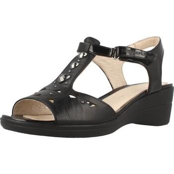 Zapatos Mujer Sandalias Stonefly VANITY III 9 Negro