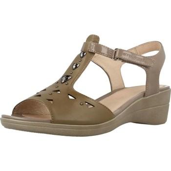 Zapatos Mujer Sandalias Stonefly VANITY III 9 Marron