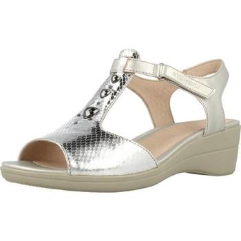 Zapatos Mujer Sandalias Stonefly VANITY III 9 Plata