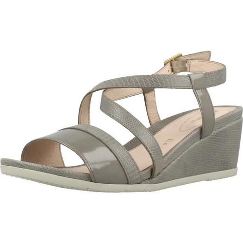 Zapatos Mujer Sandalias Stonefly SWEET III 5 Gris