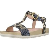 Zapatos Mujer Sandalias Stonefly STEP 4 Azul