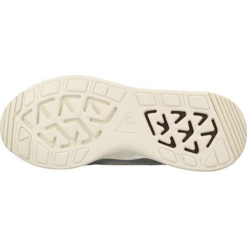 Le Coq Sportif S R FLOW W METALLIC LEATH Beige 15886456 Zapatillas Moda Mujer M48Qr