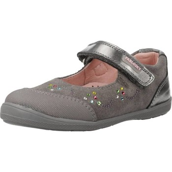 Zapatos Niña Derbie & Richelieu Pablosky 043353 Gris