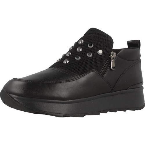 Zapatos Mujer Slip on Geox D GENDRY A Negro