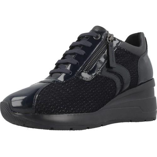 Zapatos Mujer Zapatillas bajas Geox D ZOSMA A Azul