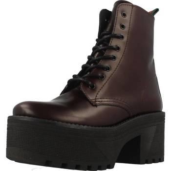 Zapatos Mujer Botas urbanas Alpe 3920 30 Rojo