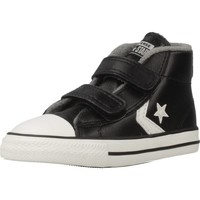 Zapatos Niño Zapatillas altas Converse STAR PLAYER 2V MID Negro