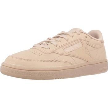 Zapatos Mujer Zapatillas bajas Reebok Sport CLUB C 85 Marron