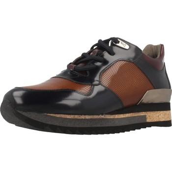 Zapatos Mujer Zapatillas bajas Angel Infantes 570A Azul