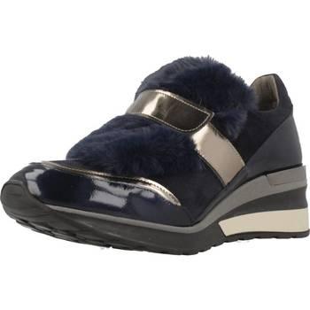 Zapatos Mujer Zapatillas bajas Angel Infantes 592A Azul