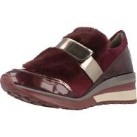 Zapatos Mujer Zapatillas bajas Angel Infantes 592A Rojo