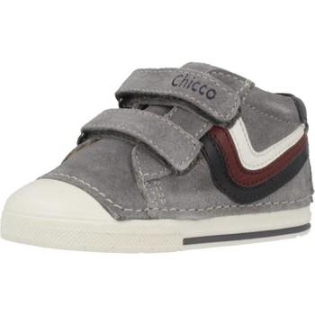 Zapatos Niño Zapatillas altas Chicco 1060434 Gris