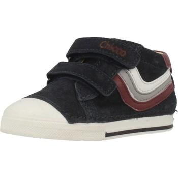 Zapatos Niño Zapatillas altas Chicco 1060434 Azul