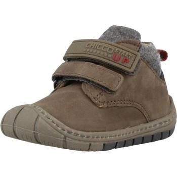 Zapatos Niño Zapatillas altas Chicco DRIM Marron