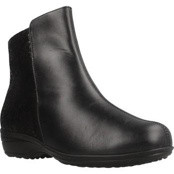 Zapatos Mujer Botines Pinoso's 7656 H Negro