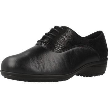 Zapatos Mujer Derbie Pinoso's 7671 G Negro
