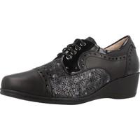 Zapatos Mujer Derbie Argenta 82643 Negro