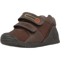Zapatos Niño Zapatillas altas Biomecanics 181145 Marron