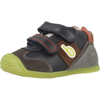 Zapatos Niño Zapatillas altas Biomecanics 181155 Azul