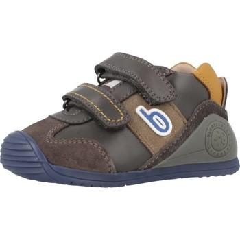 Zapatos Niño Zapatillas altas Biomecanics 181155 Gris