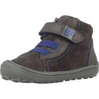 Zapatos Niño Zapatillas altas Garvalin 181304 Gris