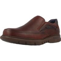 Zapatos Hombre Mocasín Fluchos F0249 Marron