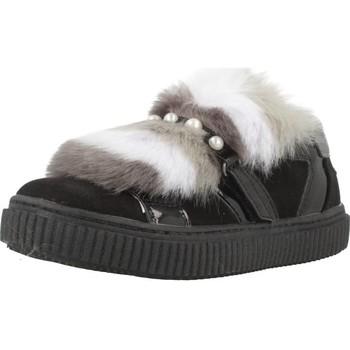 Zapatos Niña Zapatillas bajas Lulu SILUANA Negro